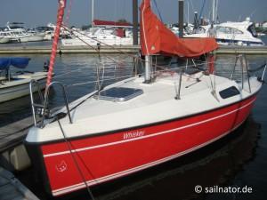 Sailing Fox 22