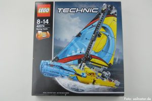 LEGO® TECHNIC Racing Yacht | Review